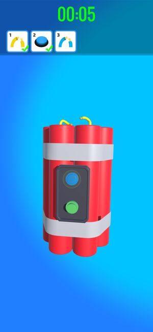 炸弹防御3D安卓版图1