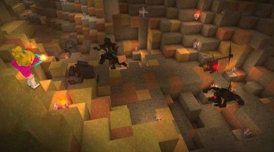 手工星球和迷你世界有什么不同?生存创造沙盒游戏对比攻略[多图]图片3