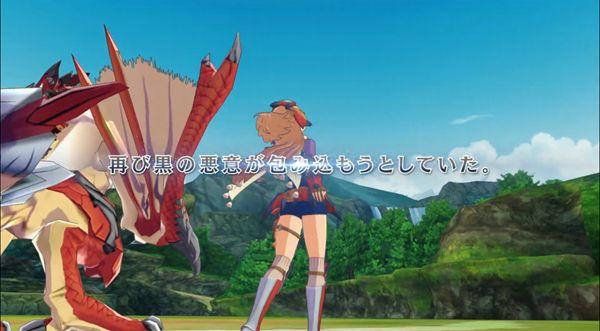 怪物獵人Riders官方中文最新版圖2: