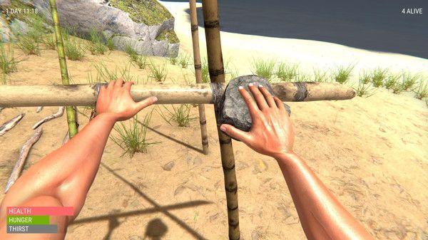 孤島手掌模擬器游戲安卓最新版圖片1