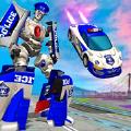 警察机器人大战游戏