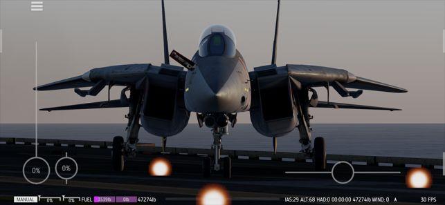 F15舰载机模拟飞行中文安卓免费版图片2
