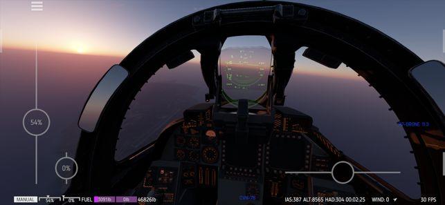 F15舰载机模拟飞行中文安卓免费版图片1