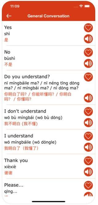 学中文和说中文APP正版下载图2: