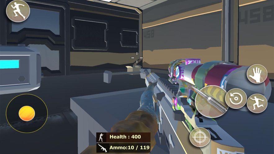 军事突击队打击游戏安卓版图片4