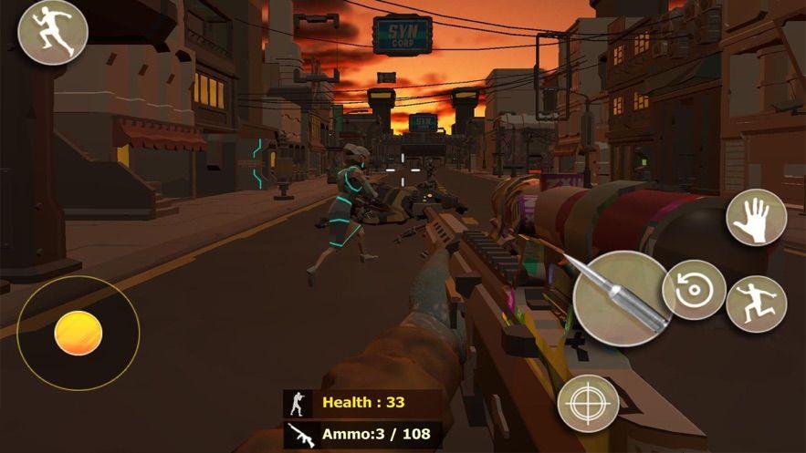 军事突击队打击游戏安卓版图片2