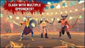 沙与血之王角斗士竞技场汉化版图5