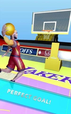 休闲街机篮球2020游戏图1