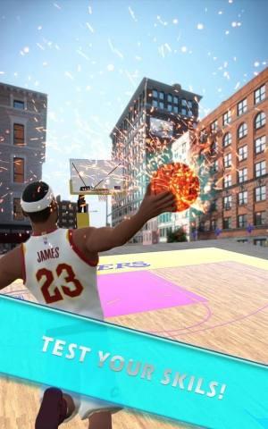 休闲街机篮球2020游戏图4