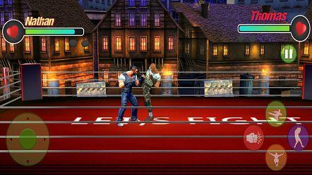 臨摔角革命2020游戲安卓官方版圖3: