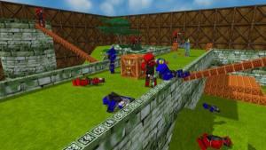 方块射击战场游戏图1
