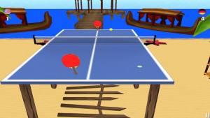 我打乒乓球贼6游戏图1