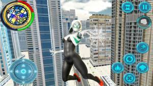 绳索英雄蜘蛛女侠官方版图1