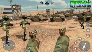 陆军火柴人反击英雄游戏图3