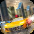 赛车交通城游戏