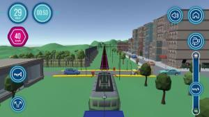 轻轨驾驶模拟器游戏图2