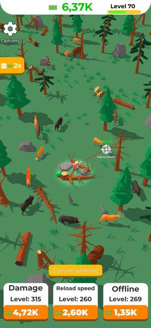 Idle Hunt游戏图1
