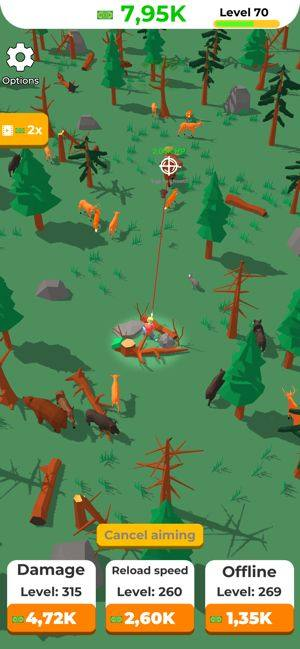 Idle Hunt游戏图3