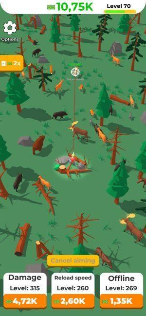 Idle Hunt游戏官方最新版图片1