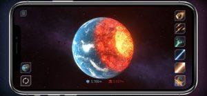 3d模拟星球撞击游戏图1