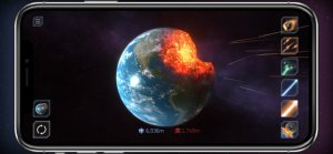 3d模拟星球撞击游戏图3