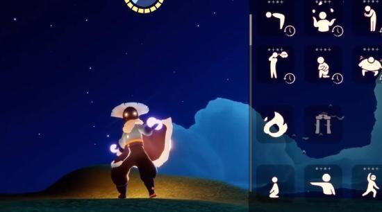 光遇游览先祖方位国庆:蔚紫色大氅先祖在哪里?[多图]图片3