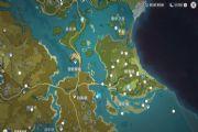 原神岩神瞳分布位置大全:岩神瞳分布地图超清[多图]