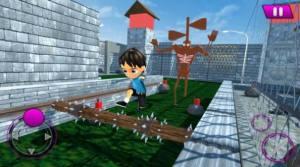 警笛头监狱逃生游戏安卓版图片1