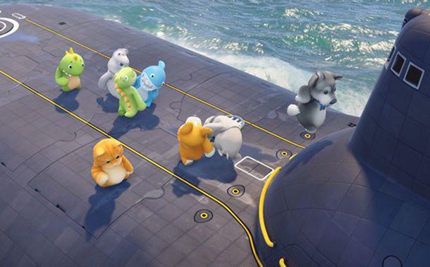 动物派对操作按键教程:Party Animals操作介绍[多图]图片1