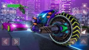 未来混乱城市飞车游戏破解中文版图片1