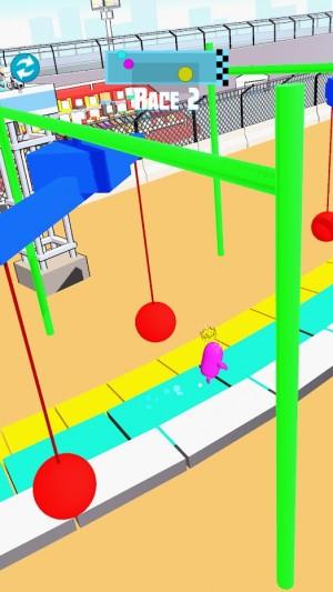 糖豆人极限竞速游戏图1