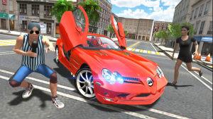 奔驰跑车模拟器游戏图1
