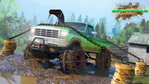 泥泞越野卡车模拟器破解版图1