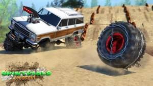 泥泞越野卡车模拟器破解版图2