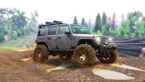 泥泞越野卡车模拟器破解版图3
