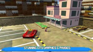 像素出租车游戏图2