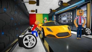 火柴人洗车模拟器游戏中文破解版图片1