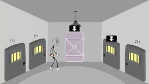 火柴人逃亡模拟器破解版游戏图片1