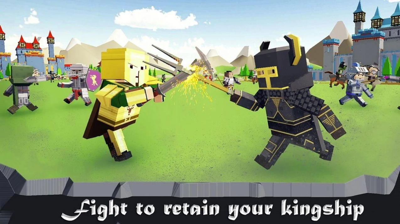终极战场战术游戏官方版图1: