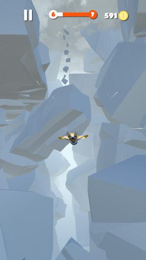 深空滑翔破解版图2