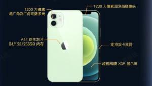 iphone12参数配置介绍:苹果12参数配置详细一览图片1