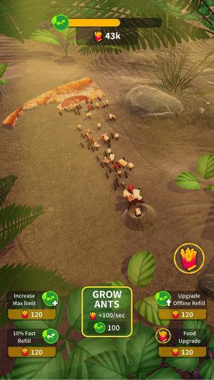 蚂蚁殖民地游戏图4