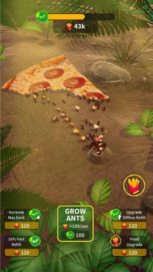 蚂蚁殖民地汉化版游戏图片1