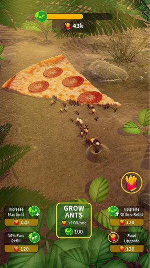 蚂蚁殖民地游戏图2