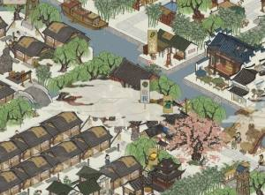 江南百景图怎么运输建筑?杭州特殊建筑运输攻略图片1