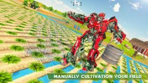 耕种机器人破解版图3