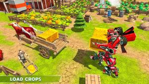 耕种机器人破解版图4