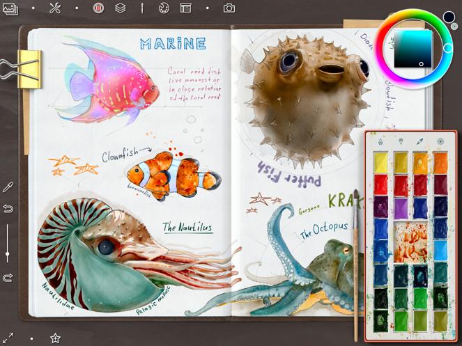Realistic Paint Studio安卓免费版APP图4: