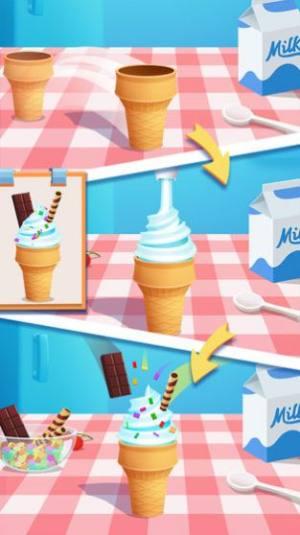 奇妙冰淇淋游戏图1