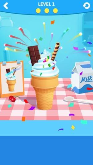 奇妙冰淇淋游戏官方版图片1